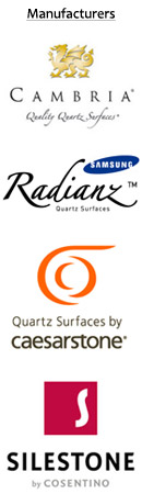 Quartz Manufacturer Logos